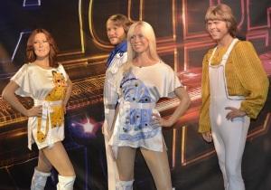 ABBA waxworks