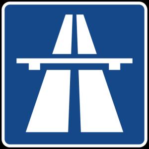 Zeichen_330_-_Autobahn,_StVO_1992.svg